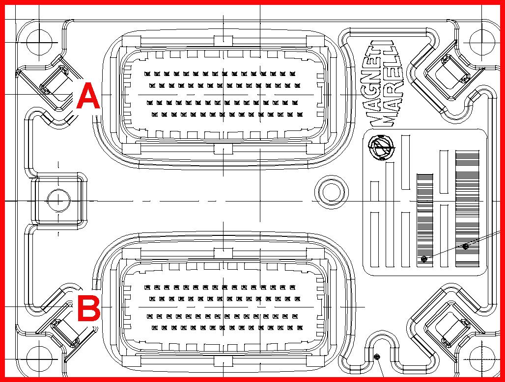 Schema Elettrico Golf 5 : P p fiat stilo v spia motore accesa errore p