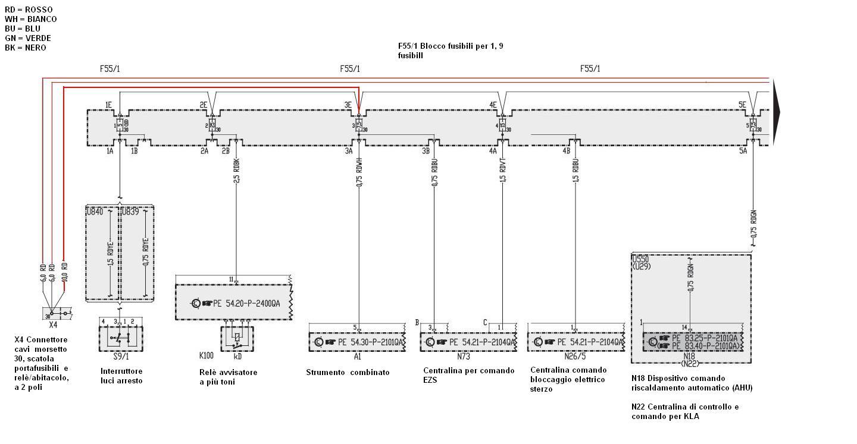 Schema Elettrico Lancia Ypsilon : Snap schema aria condizionata lancia y fare di una mosca