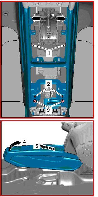 smontaggio rimontaggio audi q7 stacco e riattacco console centrale audi q7 4l 3 0 v6 tdi. Black Bedroom Furniture Sets. Home Design Ideas