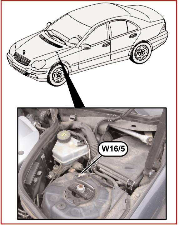 Schema Elettrico Mercedes Classe A W168 : Schema elettrico preriscaldo candelette