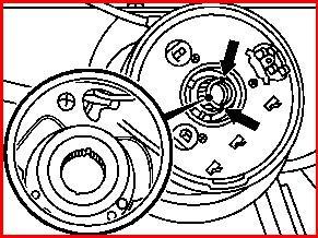 smontaggio rimontaggio - smontaggio volante mercedes e210 mercedes